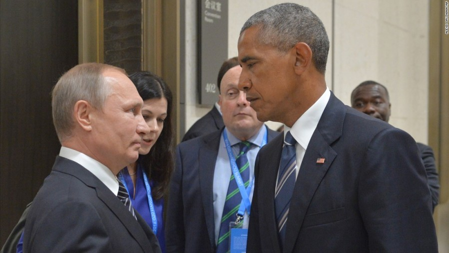 Tense much, Obama?