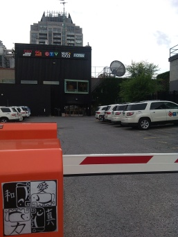 Kiosk at CTV