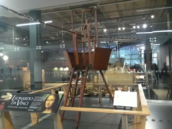 Rise above the Chaos - Da Vinci's Air Ship